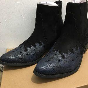 Matisse western boots